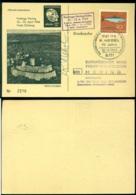 Deutschland 1964 Gedenkkarte Festtage Hering Veste Otzberg Nummer 2216 - [7] Federal Republic