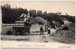 21 MONT-SAINT-JEAN - Avenue Des Chalets - Autres Communes