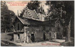 21 Vallon De FONTAINE-FROIDE - La Maison Du Garde - Autres Communes