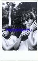 111989 PARAGUAY COSTUMES NATIVE INDIOS PHOTO NO POSTAL POSTCARD - Paraguay