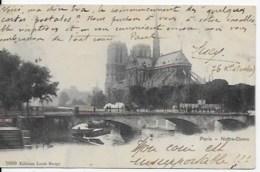 CPA 75 Notre Dame De Paris - Notre Dame De Paris