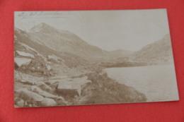Ticino Inviata Da Faido Il Lago Del Lucendro 1912 Rppc - TI Tessin