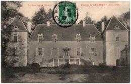 21 Chateau De CREANCEY - Autres Communes