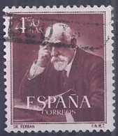 España-Spain - Ed 1120. Jaime Ferran Y Clua (o) - 1931-Hoy: 2ª República - ... Juan Carlos I