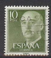 España-Spain. Franco. Serie General (o) - Ed 1163, Yv=835 - 1931-Hoy: 2ª República - ... Juan Carlos I