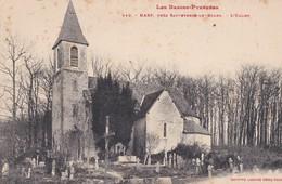 (64) NARP  (121 Ha) Près Sauveterre De Béarn . L 'Eglise - Autres Communes