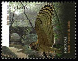Portugal 2007 **MNH Eurasian Eagle Owl (Bubo Bubo) Uhu Hibou Grand-duc - Hiboux & Chouettes