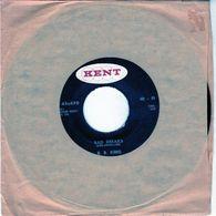 Disque De B. B. King - Bad Breaks  - Kent K 45 X 470 - 1967 - Blues