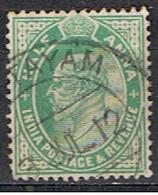 INDIA 54 // YVERT 58 //  1902-09 - India (...-1947)
