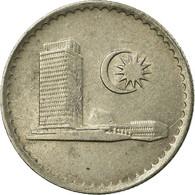 Monnaie, Malaysie, 5 Sen, 1978, Franklin Mint, TTB, Copper-nickel, KM:2 - Malaysie