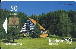 SLOVENIA - HOTEL TISA - Slovenia