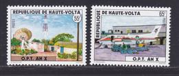 HAUTE-VOLTA N°  476 & 477 ** MNH Neufs Sans Charnière, TB (D9003) Anniversaire De L'O.P.T. - 1979 - Alto Volta (1958-1984)