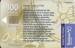 SLOVENIA - A WREATH OF SONNETS - Slowenien