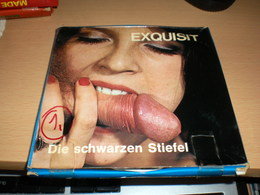 Old Porno Film 60 Meter Pornocolorfilm  Die Schwarzen Stiefel Super 8 Exquisit  + On DVD - Other Collections