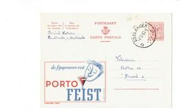 Publibel 1946 - PORTO FEIST - 0221 - Stamped Stationery