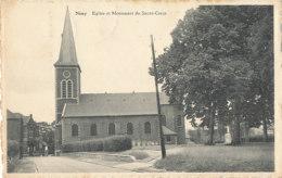 AN 196  / C P A   NIMY  EGLISE ET MONUMENT DU SACRE COEUR - Mons