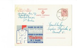 Publibel 1770 - TADERA - 0224 - Stamped Stationery