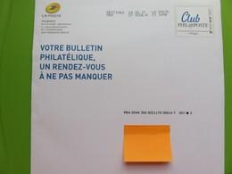 PAP - Entier Postal - Club Phil@poste - Philaposte - Monde 250 G - Destinéo - 24.02.17 - Prêts-à-poster: TSC Et Repiquages Semi-officiels