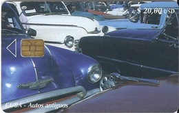CUBA - AUTOS ANTIGUOS - CAR - Cuba