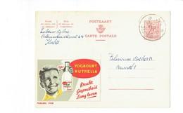 Publibel 1938 - NUTRELLA - 0230 - Stamped Stationery