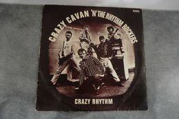 Disque - Crazy Cavan 'N' The Rhytthm Rockers - Crazy Rhythm - Rockhouse 7510 - 1975 - - Rock