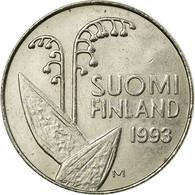 Monnaie, Finlande, 10 Pennia, 1993, TTB, Copper-nickel, KM:65 - Finland