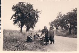 Foto Photo (6 X 9 Cm) Brommer Motor Moto Motorrad - Moto