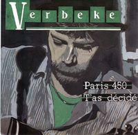 Disque De Patrick Verbeke - Paris 450 - Carrere CA 171 13.718 - 1985 - - Blues