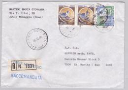 Brief In Die Schweiz (br5957) - 6. 1946-.. Republik