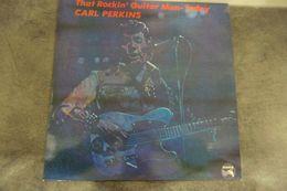 Disque - Carl Perkins - That Rockin' Guitar Man - Today - Carrere Magnum 66051 - 1983 - - Rock