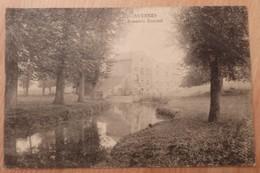 AVENNES - Brasserie Donceel - Ed: Henri Kaquet - Circulé: 1935 - Voir 2 Scans. - Braives
