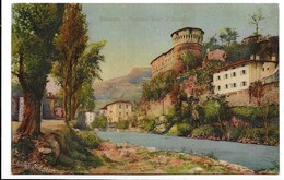 Rovereto (Trento). Torrente Leno E Castello. - Trento