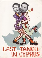 LAST TANGO IN CYPRUS. CPA YEAR 1974 CINEMA - BLEUP - Pubblicitari