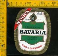 Etichetta Birra Bierbrouwerij Bavaria - Olanda - Birra