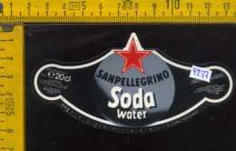 Etichetta Bibita Soda  Sanpellegrino - Etichette