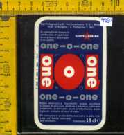 Etichetta Bibita Analcolica One O One Sanpellegrino - BG - Etichette