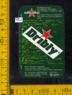 Etichetta Bibita Analcolica Dribly Sanpellegrino - BG - Etichette