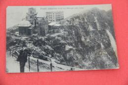Ticino Lago Lugano Alberghi Della Vetta E Il Monte Generoso 1928 Animata - TI Tessin