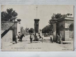 Orléansville. Porte De La Gare - Chlef (Orléansville)