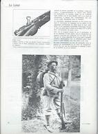 Documentation Du Fusil Lebel Ou La Famille Des Armes Berthier De 27 Pages Scan A4 Sous Poche . - Other