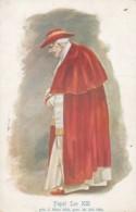 Pope Leo XIII (1810-1903) Catholic Leader Religion, C1900s/10s Vintage Postcard - Popes