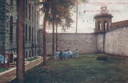 Minnesota State Prison Women Inmates In Prison Yard, Jail C1900s/10 Vintage Postcard - Gevangenis