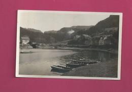 Lac De Chaillexon - Douane Française - Col Des Roches - Customs