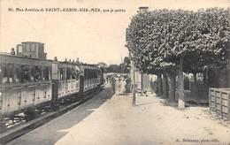 Saint Aubin Sur Mer Gare - Saint Aubin