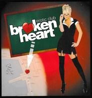 Croatia Split / Erotic Club Broken Heart - Publicités