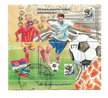 Serbia Football Federation In Afrca Saut 2010 - Serbia