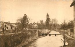BAINS LES BAINS  CREPUSCULE SUR LE  BAGNEROT - Bains Les Bains