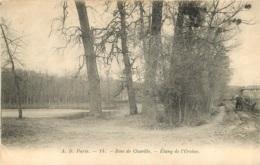 BOIS DE CHAVILLE ETANG DE L'URSINE - Chaville