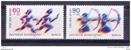 Duitsland Berlin 1979 Nr 550/51 **, Zeer Mooi Lot Krt 3643 - Timbres