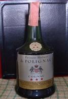 Cognac Prince Hubert De Polignac 75 Cl Anni 70 Senza Conf. - Licor Espirituoso